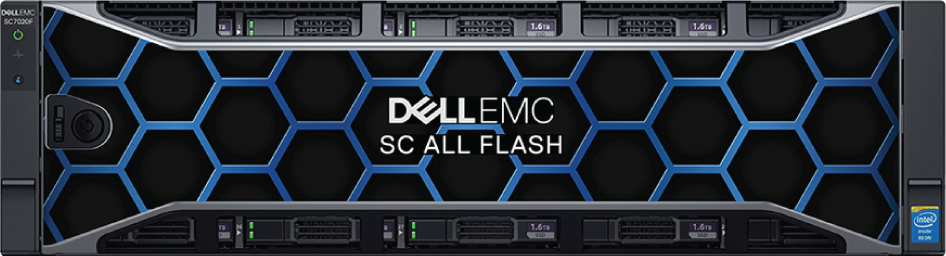 Dell EMC SC All Flash